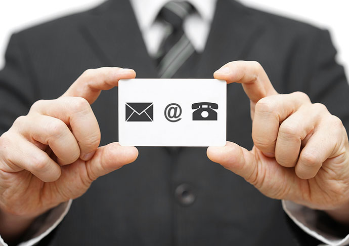 contact us dataquest Business Technology Contact business hours